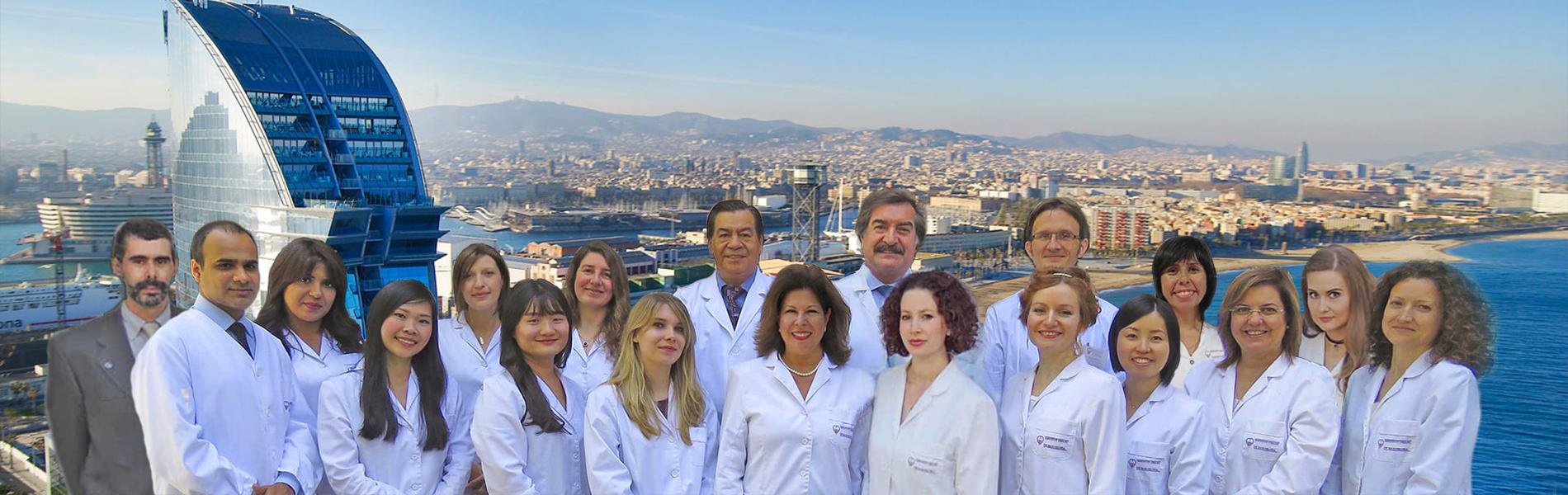 Institut Chiari & Siringomielia & Escoliosis de Barcelona