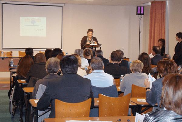 Reportaje de la III Reunión en Lyon_11