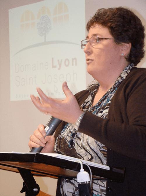 Reportaje de la III Reunión en Lyon_12
