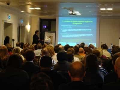 Reunión para pacientes Roma Italia